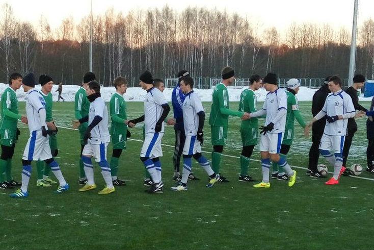 Чернігівська «Десна» готується до нового сезону в Білорусі