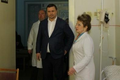У Чернігівській обласній лікарні приймальне відділення переживе тотальну трансформацію