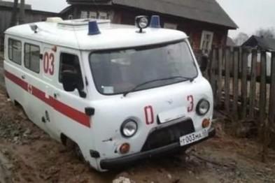 Одна из проблем медиков в Черниговской области – дороги. А еще  у нас есть опасные больницы...